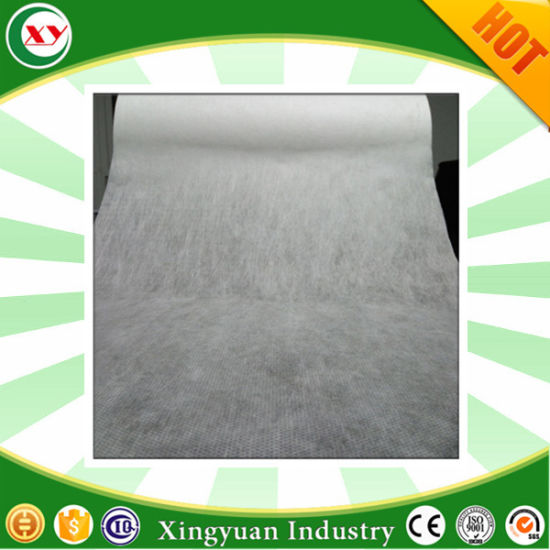 High Quality, Soft SMS/SMMS Hydrophobic Nonwoven for Diaper/Sanitary Napkins pictures & photos