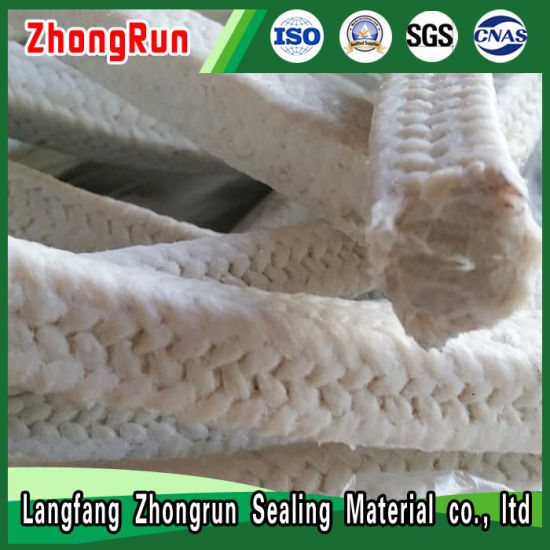 Made in China High Quality Ceramic Fiber Packing Seal Ring