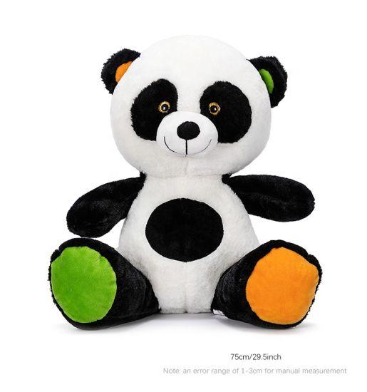 Wholesale New Style Plush Soft Stuffed Panda Toy