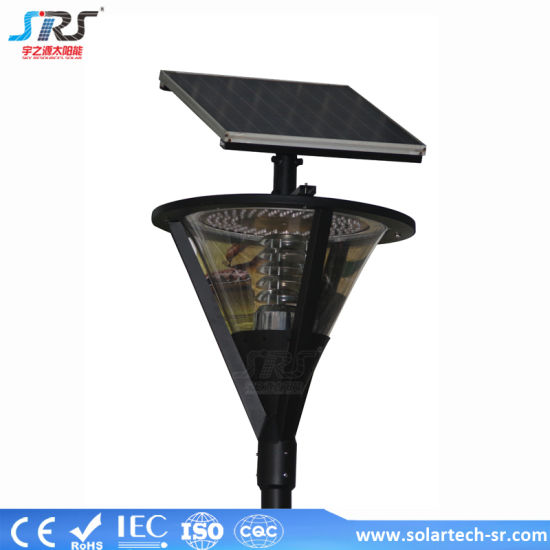 LED Solar Lamp 6W 3m Solar Garden Light for Yard pictures & photos