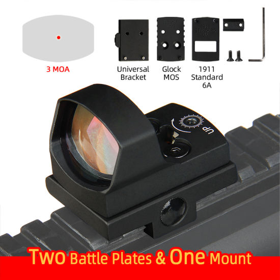 Red DOT Scope New Design Hunting Accessories Red DOT Sight