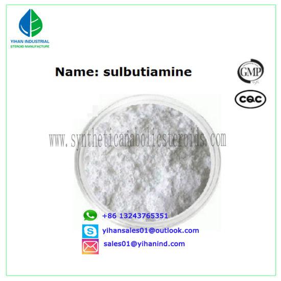 China Smart Drugs Nootropic Powder Bisibutiamine Sulbutiamine For