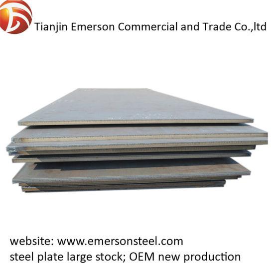 Q355b Thcikness Steel Plate /Sheet Large Stock