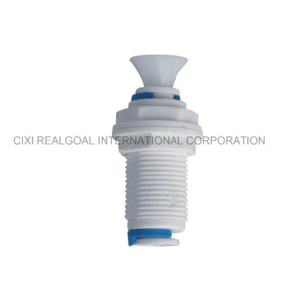 "RO Quick Fitting Manufacturer Straight Bulk Head 1/4"" Tube RO Pipe Quick Fitting Connect for RO System Water Filter Purifier pictures & photos"