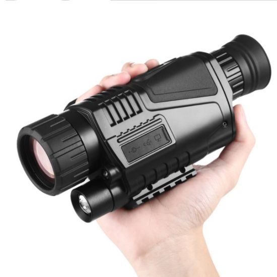 5X40 Digital Infrared Hunting Night Vision Sight No Thermal with Video Camera Night Vision Monocular Weapon Free Shipping