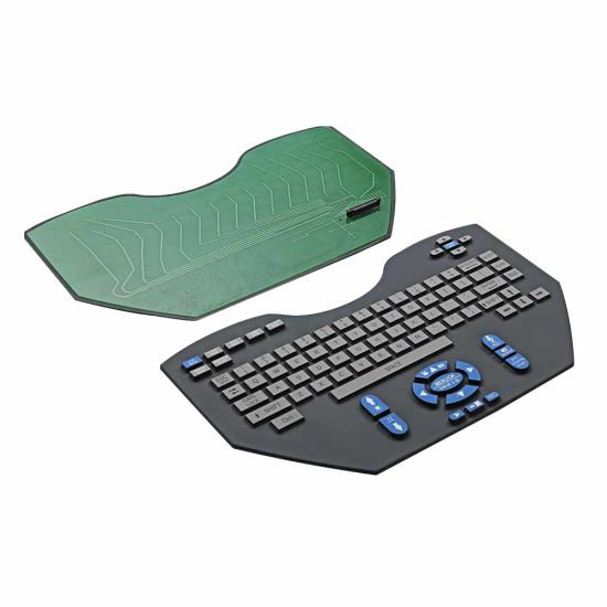 Silicone Keypad with PCB Circuit Layer