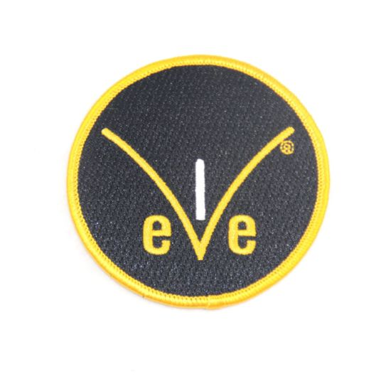 Factory Custom Logo Garment Embroidery Patch for Clothing