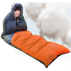 Wholesale Sleeping Camping Down Sleep Bag