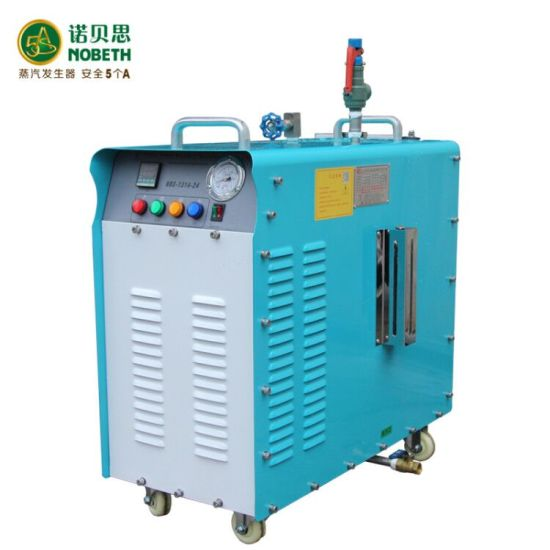 Nobeth 9kw 12kw 18kw 24kw 36kw High Pressure Portable Type Steam Turbine Generator pictures & photos