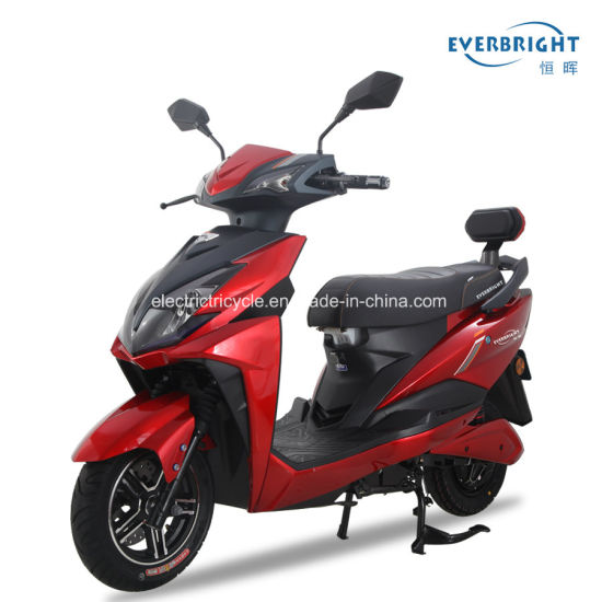 Hot Sale EEC Approved Cheap E Electric Moped Motorcycle Scooter
