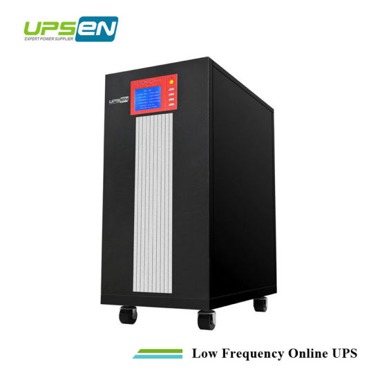 Low Frequency Online UPS Power Supply Inbuilt UPS Battery