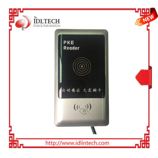 Automated Contactless RFID Reader for Access Control