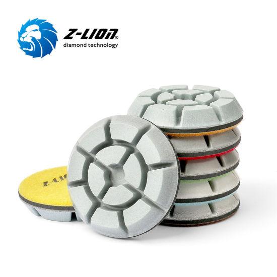Dry Use Diamond Grinding Wheels Concrete Sanding Block