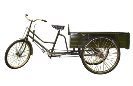Made in China Cargo Box Tricycle Hy-05
