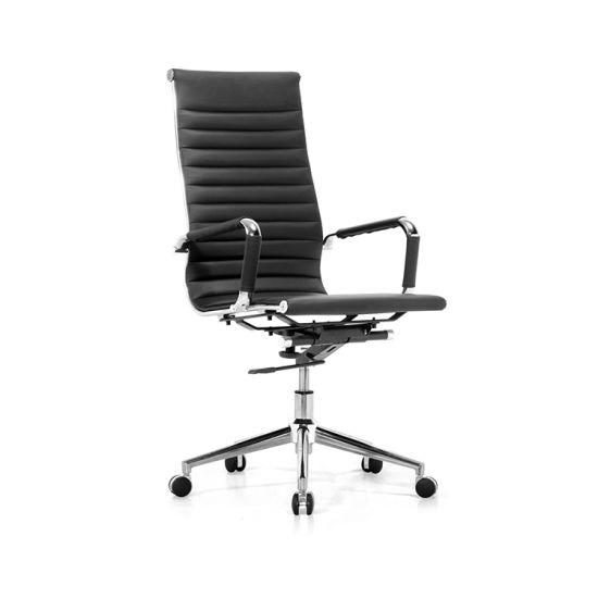 Unique Design Aluminum Ergonomic Leather Office Chairs
