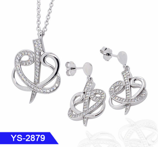 18K Gold Plating 925 Silver Pendants Infinity Jewelry pictures & photos