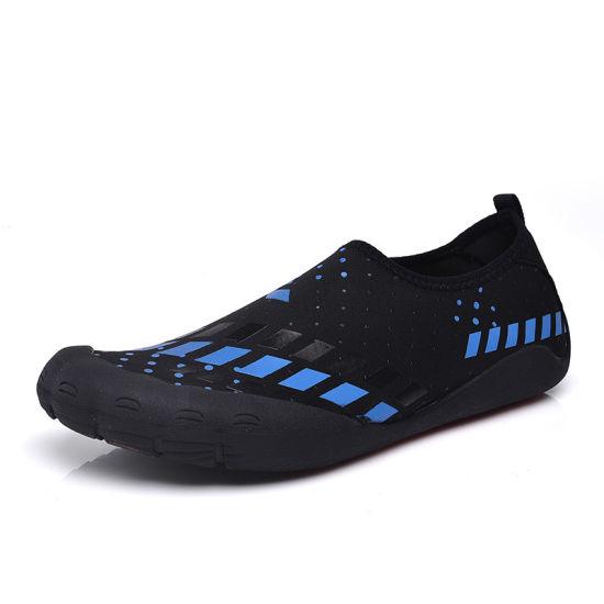 Beach Snorkeling Sneakers Mens Aqua Five Toe Finger Water Running Shoes