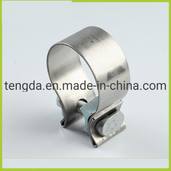 China Stainless Steel Exhaust Pipe O Clamp - China Exhaust