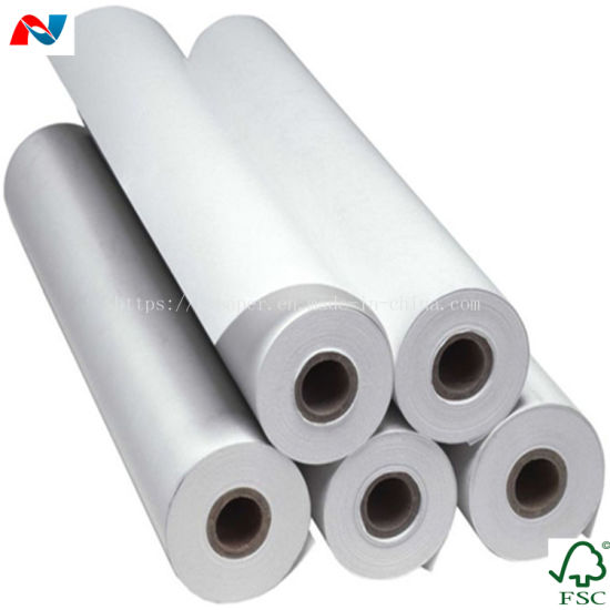 Dye Sublimation Heat Transfer Paper for Polyester or Cotton Fabric