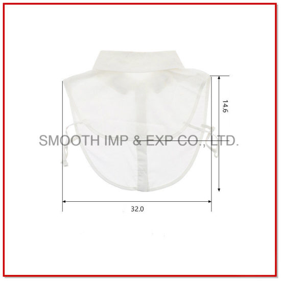 Wholesale Korean Fake Collar Crystal Half-Length Shirt Handmade Beaded