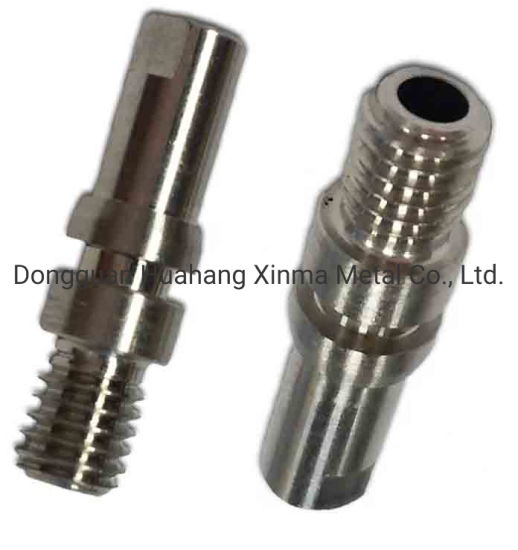 Custom CNC Polishing Accessories Machined Stainless Steel Part Lathe Turning Part