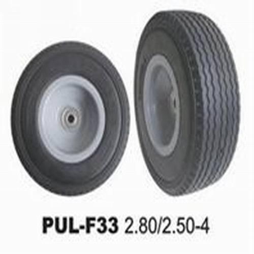 280/250-4W PU Foamed Hand Truck Tyre