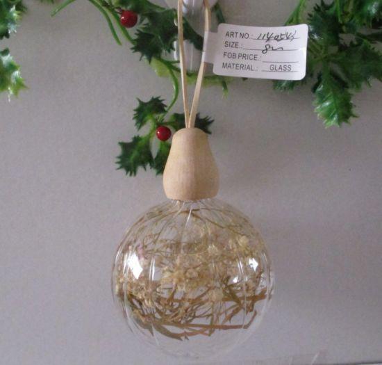 2021 Hot Sales Christmas Glass Ball