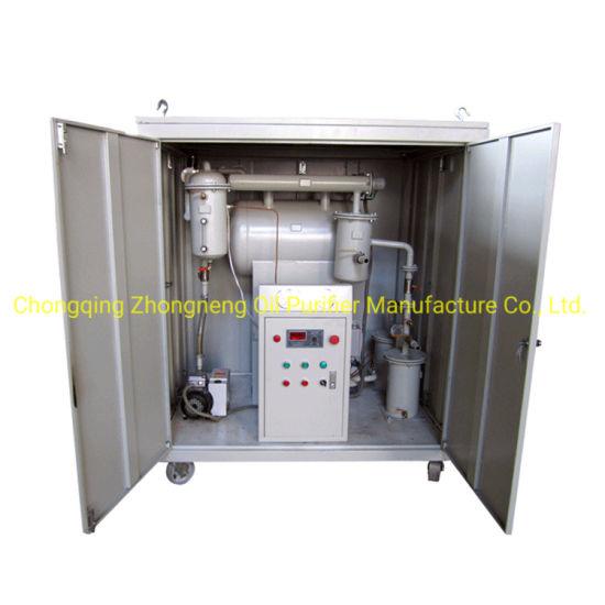 Zy Transformer Oil Filtration Machine with High Single Vacuum