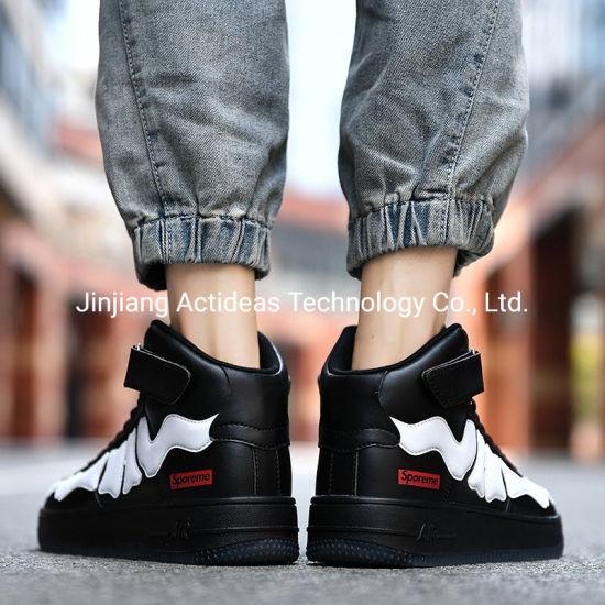 2020 Hot Sale Custom Men Fashion Running Sneakers Shoes Factory