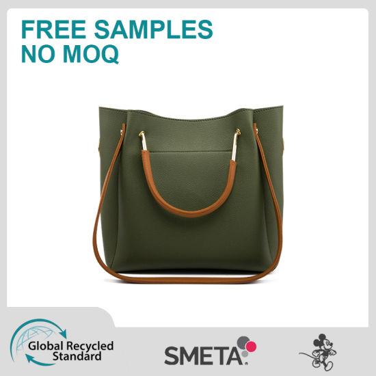 Large Capacity Bucket Bag with Cross-Body New Designer Handbags