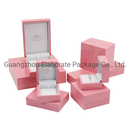 2020 New Design Popular Wood Packing Jewelry Gift Box Wholesale
