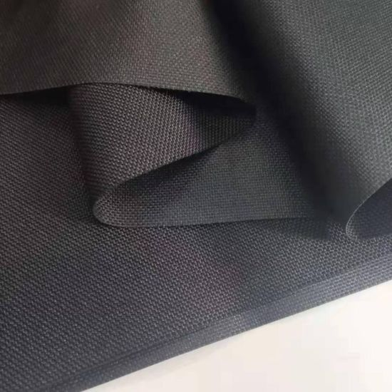 Polyester Fireproof Waterproof 210t Taffeta Ripstop Flame Retardant Outdoor Tent Fabric