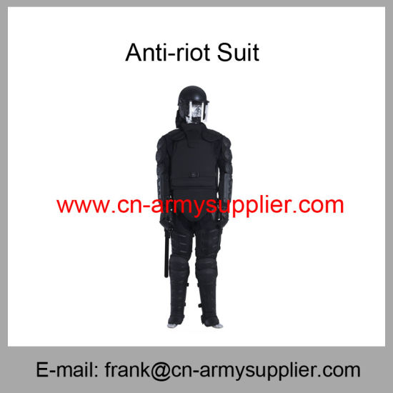 Wholesale Cheap China Defence Nylon Army Police Anti Riot Suits