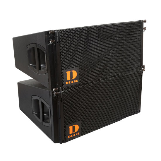 V8 Line Array Dual 10 Inch PRO Audio Three Way Professional Line Array Speaker