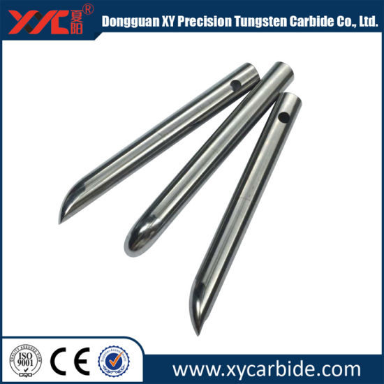 High Precision Tungsten Carbide Parts With Good Abrasion Resistance
