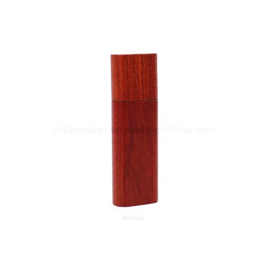 Simple Design Wooden USB Flash Drive Customized Logo USB Pen Drive