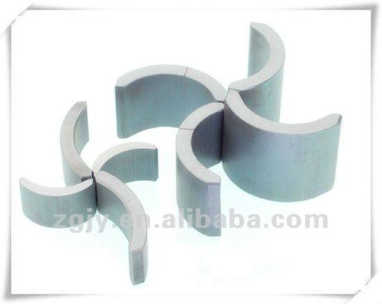 Fan Motor Magnet Ferrite Tile