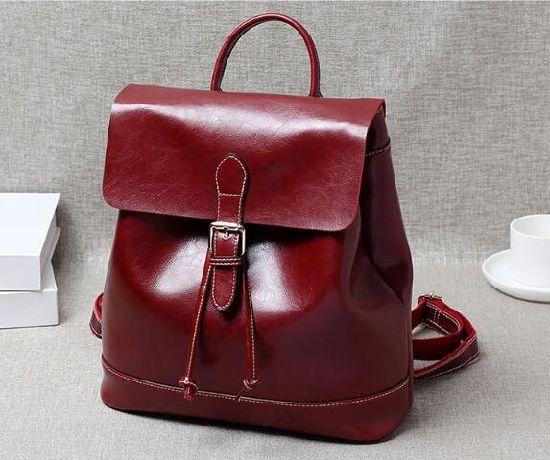 Lady Real Leather Handbag, Guine Leather Handbag for Women Use