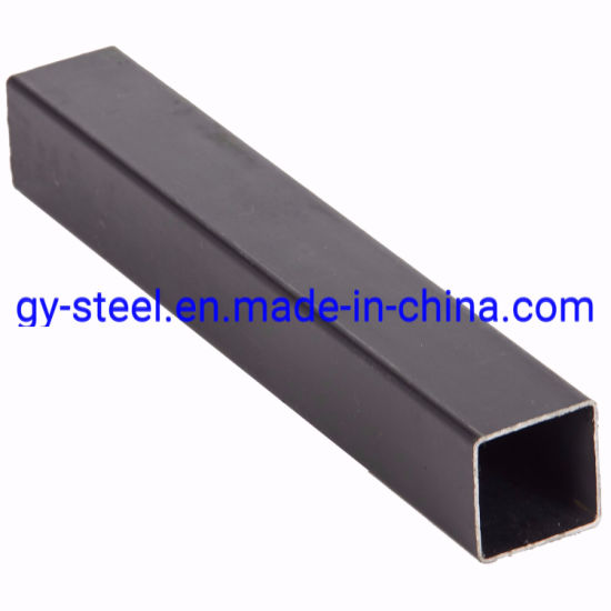 12mm Mild Steel Black Iron Square Tube