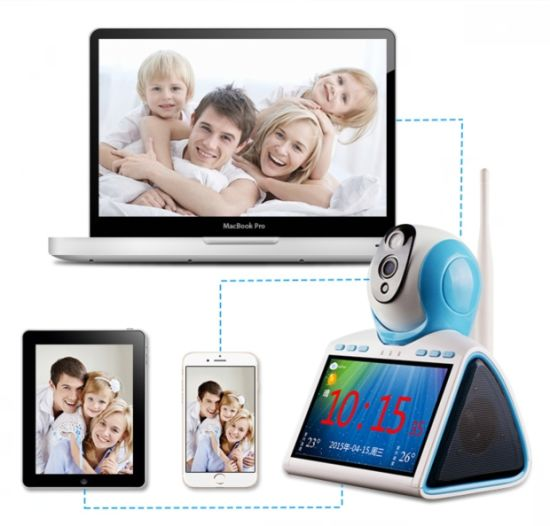 Newest 720p Wireless WiFi IP Network CCTV Camera Home Security Camera pictures & photos