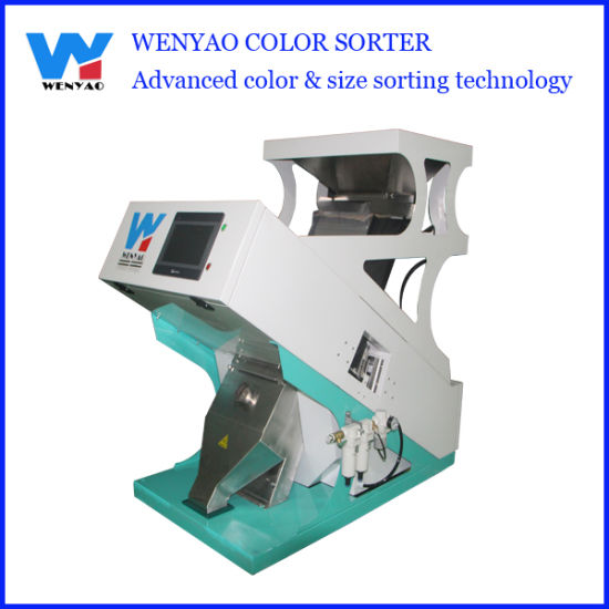 Wycs1-64 Model Parboiled Rice Colour Sorter