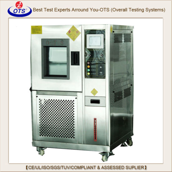 PLC Environmental High Low Temperature Cycling Test Chamber for Plastics