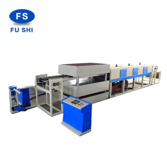 3D Plastic EPE/XPE Foam Wallpaper Sticker Making Machine/Forming Machinery