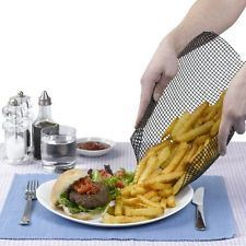 High Temperature Resist Non-Stick Chip Mesh BBQ Mats pictures & photos