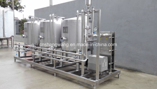 High Quality 300L CIP Cleaning Machine/Unit pictures & photos