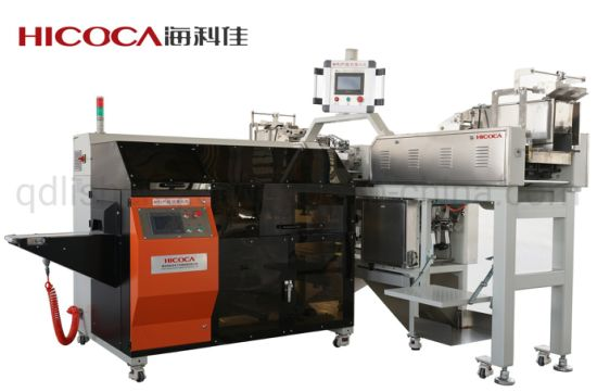 Noodle/Pasta/Spaghetti Packing Machine with High Speed Saving Space