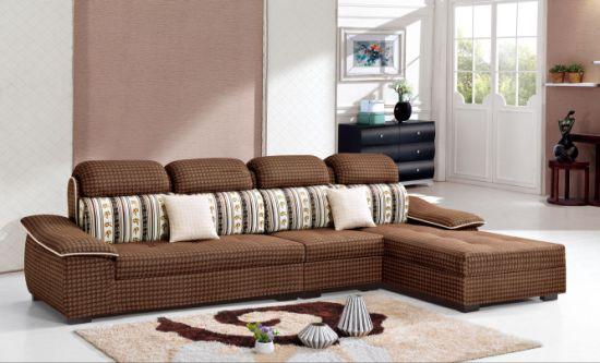 China L Shape Sofa Corner Couch