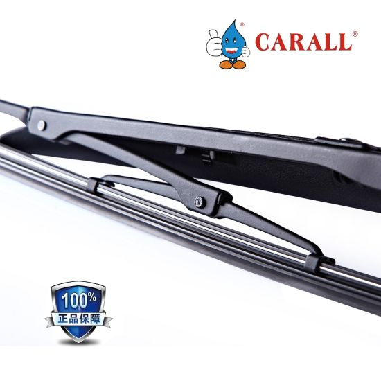 Carall T650A 2017 Hot Super Plus Brand New Iran Iraq 405 207 Natural Rubber Windshield Exclusive Speed Frame Pipe Wiper Blades pictures & photos