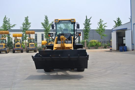 Chinese Supplier 3.6ton Heavy Duty Wheel Loader for Sale pictures & photos