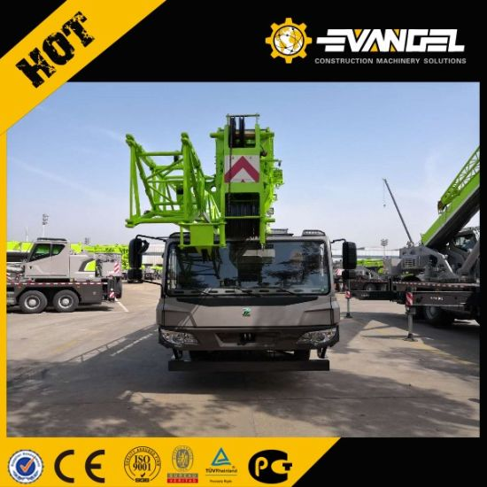 Zoomlion Crane Truck Crane Mobile Crane Construction Machinery Price